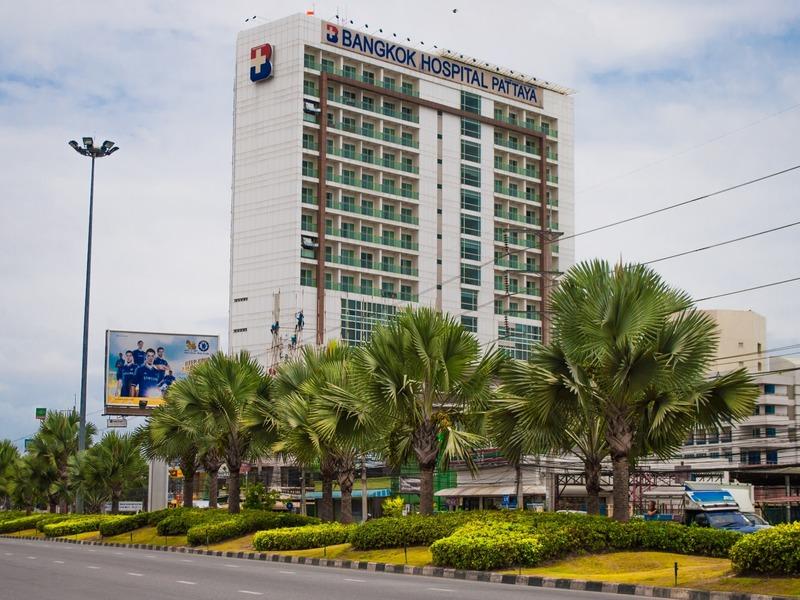 Thailand Hospitals